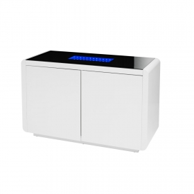 Matrix LED sideboard-0