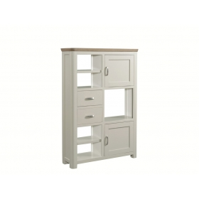 Treviso Painted high display unit-0