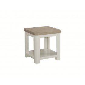 Treviso Painted lamp table -0