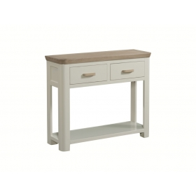 Treviso Painted large console table-0