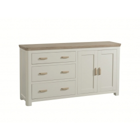 Treviso Painted large sideboard-0