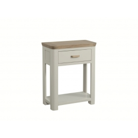 Treviso Painted small console table-0