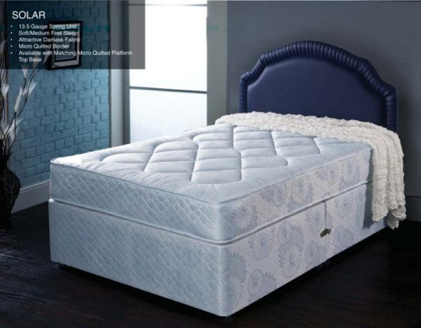 Kozee quilted mattress-0