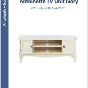 Antoinette TV unit ivory-0