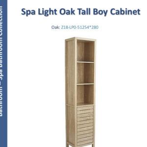 Spa Bathroom storage unit-0