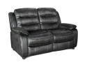 Dakota reclining 2 seater sofa-4120