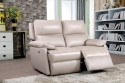 Bayley 2 seater electric reclining sofa-4105