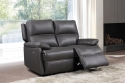 Bayley 2 seater electric reclining sofa-0